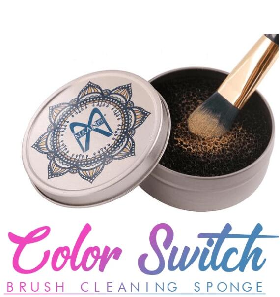 Color Switch Brush Cleaning Sponge