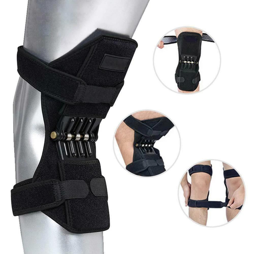 Knee Power Spring Force Stabilizer Knee Booster