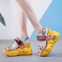 Load image into Gallery viewer, Chunky Platform Sandals Best Seller Summer 2019