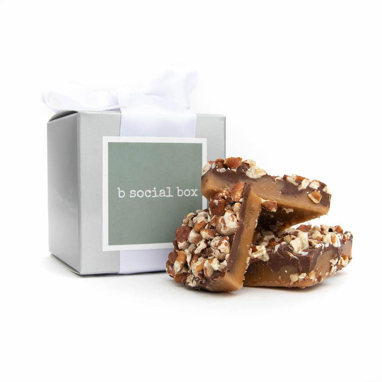 B. Toffee (Milk Chocolate)