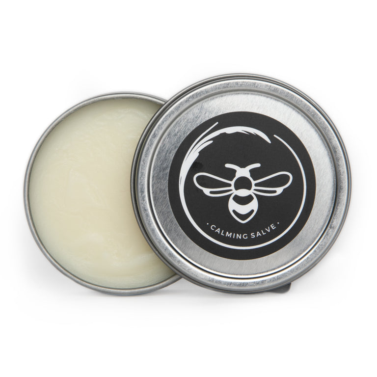 Spruce + bee Calming Salve (2 oz)