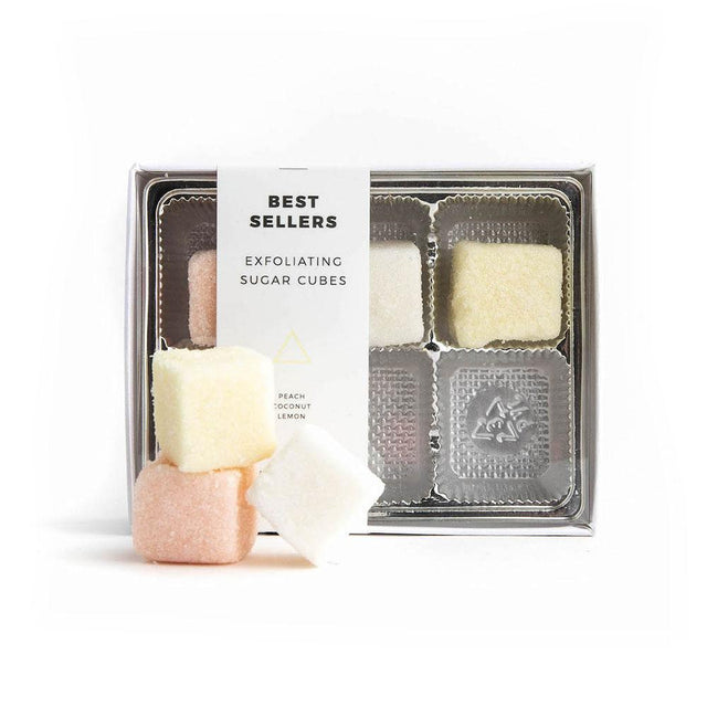 Sugar Exfoliating Bath Cubes