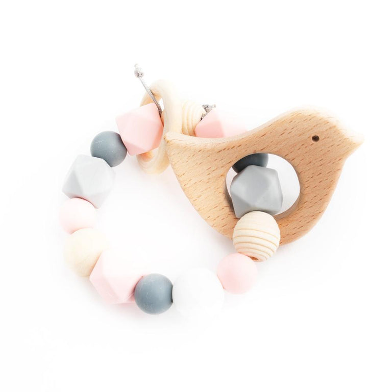Bird Teething Ring