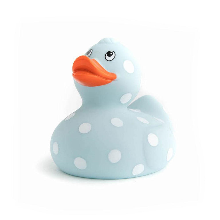 Blue Rubber Ducky
