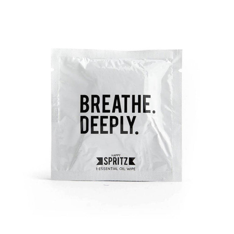 Breathe Deeply Towelletes (2)
