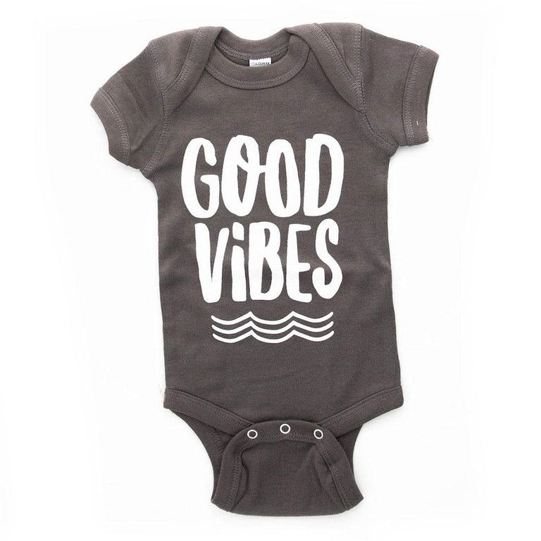 Good Vibes Onesie (0-3 mths)