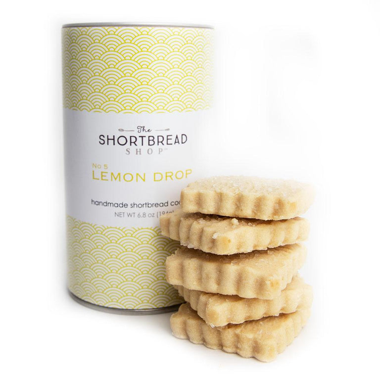The Shortbread Shop Lemon Drop cookies (8)