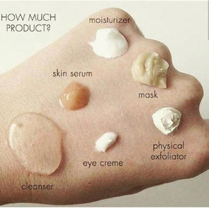 DO WHAT MAKES YOU HAPPY AND MOISTURIZE!