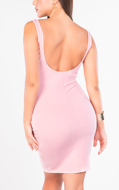 TANK BODYCON DRESS