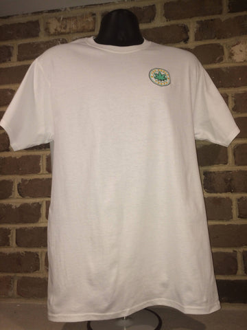 Top Shelf Toker Tee (White)