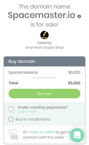 SpaceMaster.io, SpaceMaster.us
