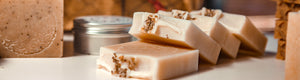 vegan natural artisan soaps