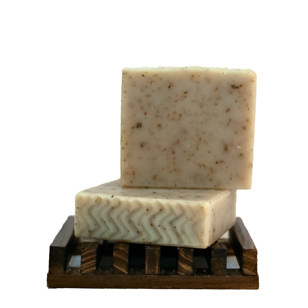 Oakmoss-Amber Soap with Juniper Berry