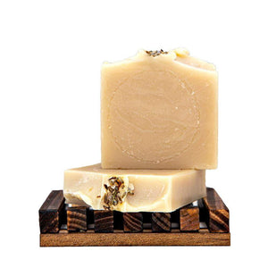 Classic lavender and tea tree soap bar. Perfect gift for any occasion.