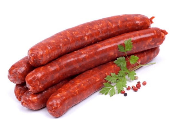 "La merguez ""Authentique"" x6 