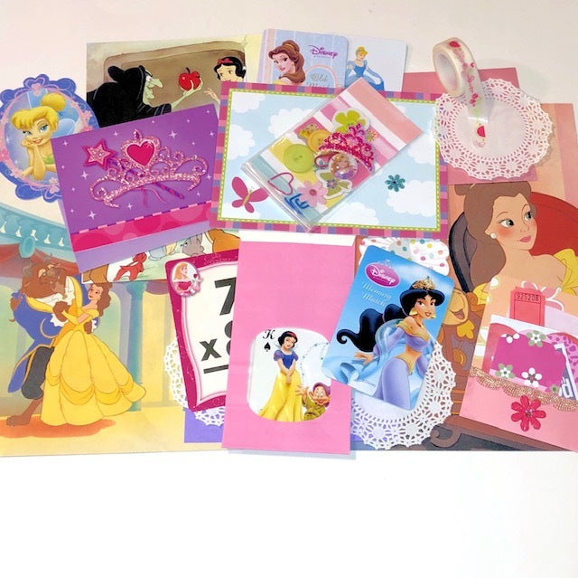 Princess Junk Journal Kit