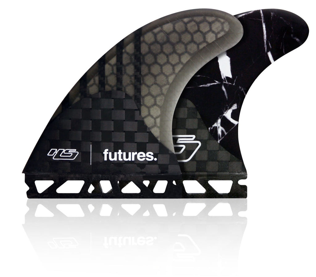 FUTURES // HS1 V2 GENERATION THRUSTER - CARBON/SMOKE/BLACK MARBLE