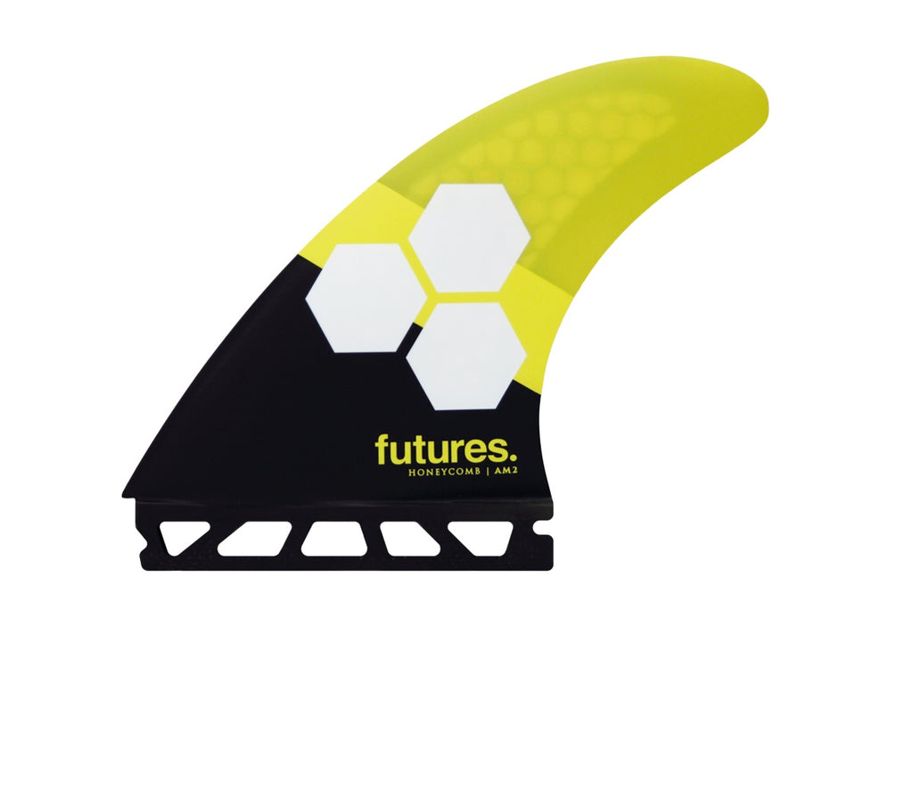 FUTURES AM2 HC THRUSTER - YELLOW/BLACK