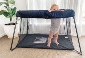 Travel Cot & On The Go