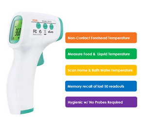 Mobi Non Contact Infrared Thermometer