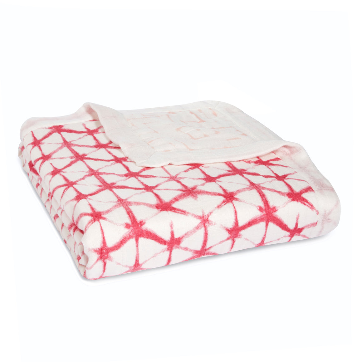 aden + anais berry silky soft bamboo muslin dream blanket