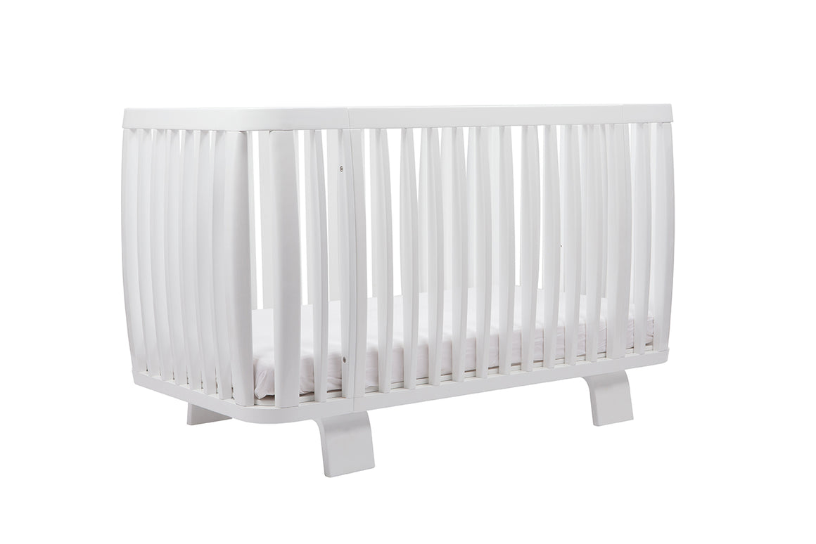 Retro Cot Coconut White
