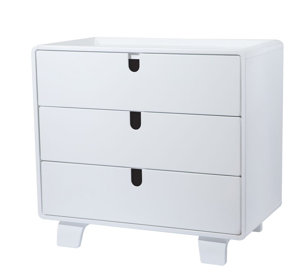 Retro Dresser Coconut White