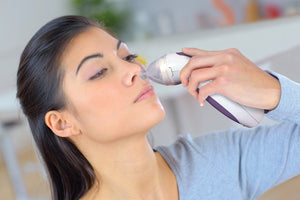 CLEARinse Electric Nasal Aspirator (Additional Saline Drops SOLD SEPARATELY)