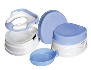 4 in 1 Potty Blue