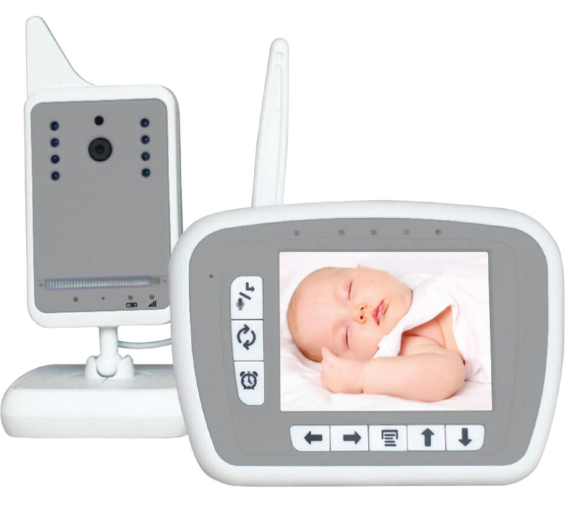 Sleep Easy Deluxe Crystal Clear Baby Viewer