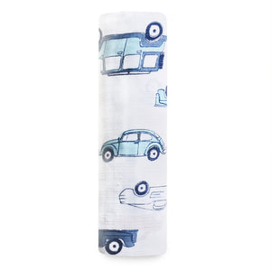 aden hit the road single swaddle