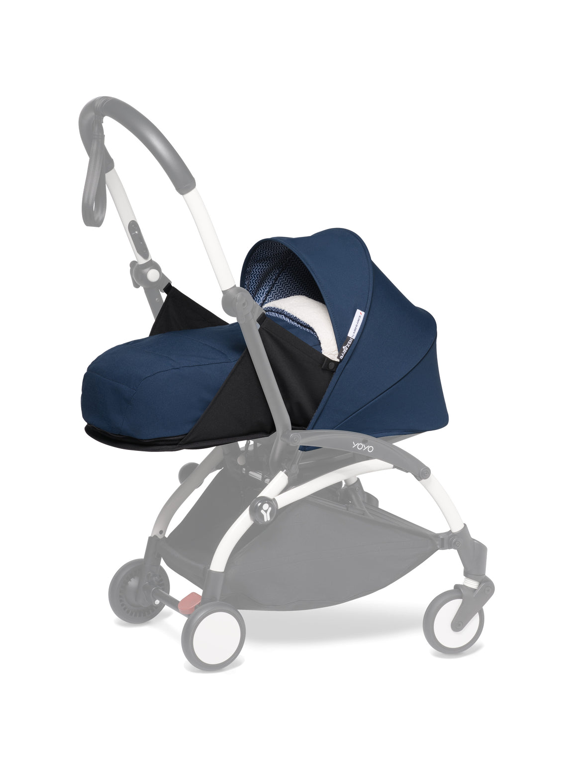 YOYO Newborn Nest Only - Navy Blue