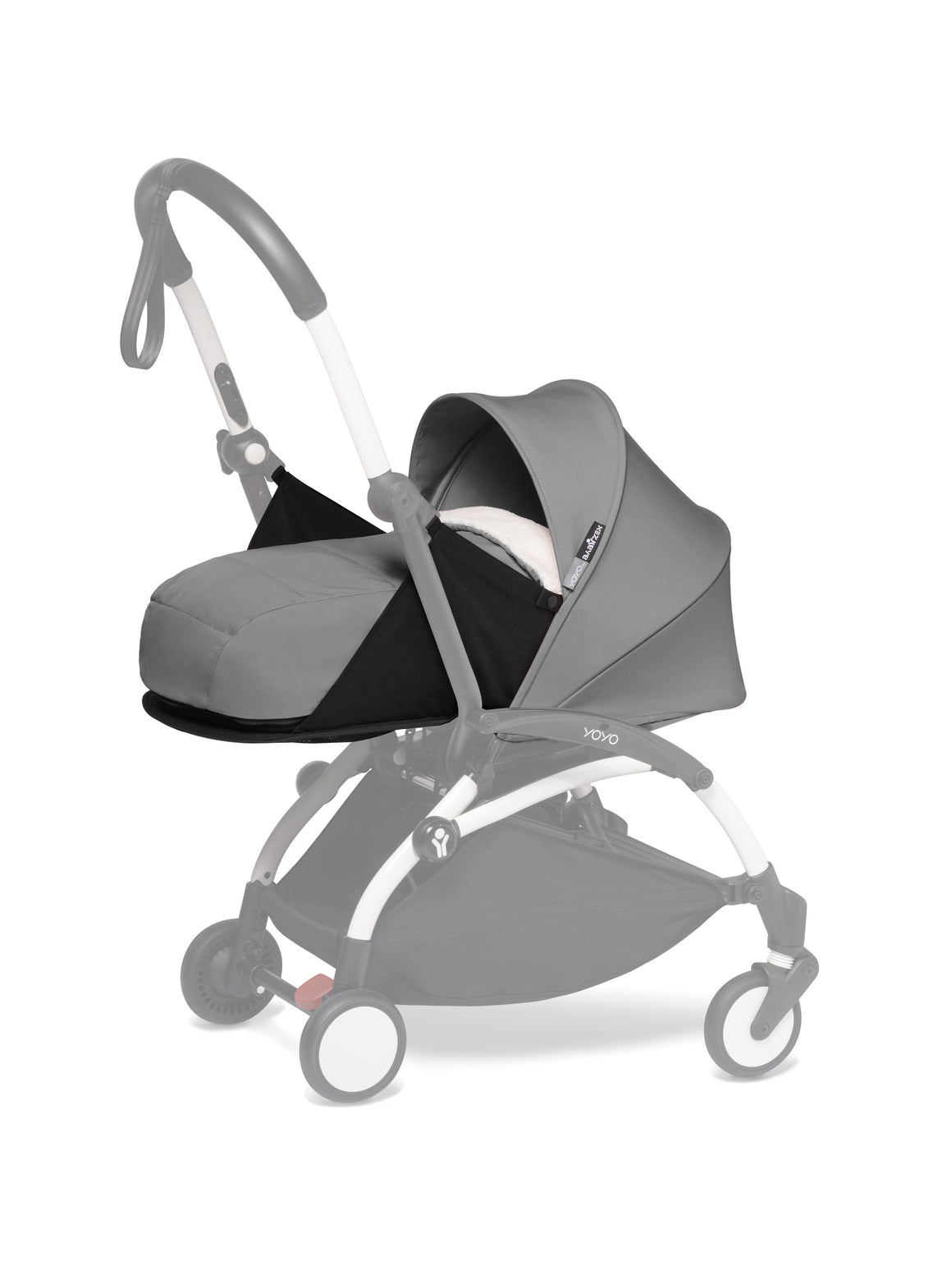 YOYO Newborn Nest Only - Grey
