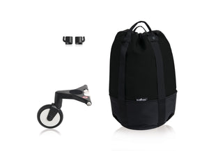 YOYO+ Rolling Bag - Black