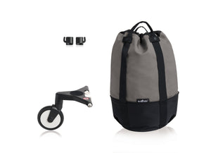 YOYO+ Rolling Bag - Grey