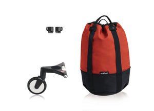 YOYO+ Rolling Bag - Red