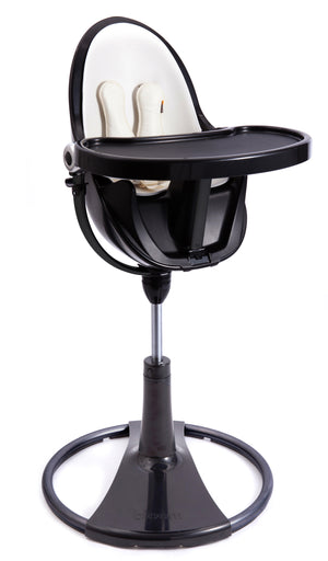 Fresco Highchair Classic + Fresco Chrome Seat Pad Starter Kit - ALL COLOURS
