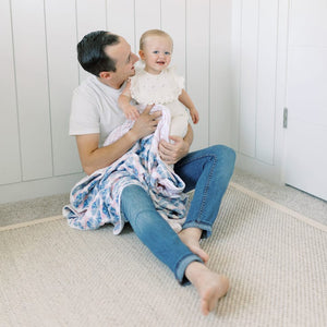 aden + anais deco rhythm classic dream blanket