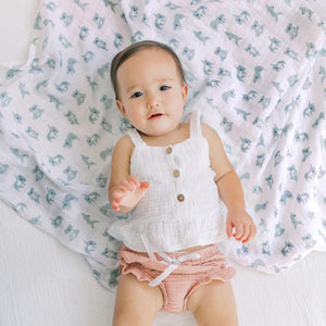 aden + anais now + zen koala classic single swaddle