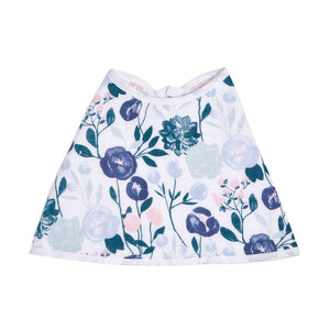aden + anais essentials Flowers Bloom English Garden Burpy Bib