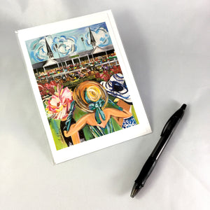 2016 Derby Greeting Card