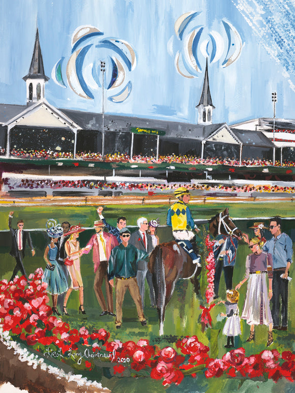 Kentucky Derby Design 2020 Print
