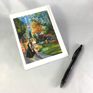 2017 Keeneland Greeting Card