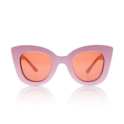 Sons + Daughters Sunglasses Cat Cat - Matte Rose