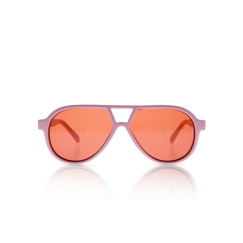 Rocky II - Matte Rose Sunglasses