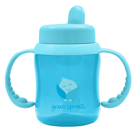Green Sprouts Flip-top Sippy Cup