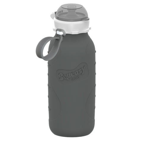 Squeasy Sport Silicone Reusable Collapsible Bottle 480ml