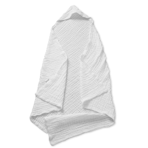 Luxury Muslin Cotton Hooded Towel for Baby (Medical Grade Cotton) Highly Absorbent