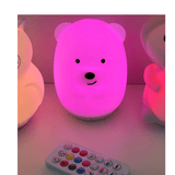 Duski Night Light - Bear