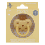 Hevea Pacifier - Banana (Orthodontic, 3-36 months)